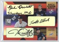 Blake DeWitt, Scott Elbert, Justin Orenduff /250