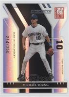 Michael Young /250