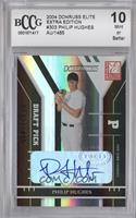 Phil Hughes /1485 [ENCASED]