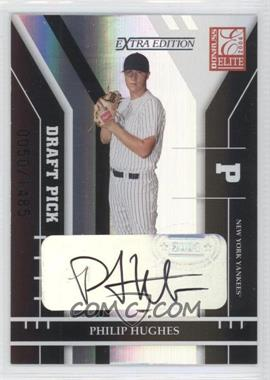 2004 Donruss Elite Extra Edition #303 - Phil Hughes /1485