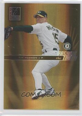 2004 Donruss Elite Passing the Torch Gold #PT-14 - Tim Hudson /50