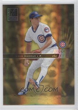 2004 Donruss Elite Passing the Torch Gold #PT-17 - Greg Maddux /50