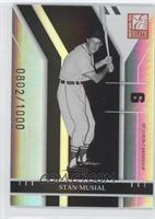 Stan Musial /1000