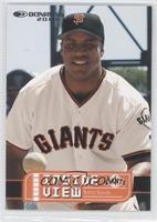Barry Bonds /1250