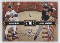 Nolan Ryan, Robin Ventura /2499