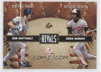 Don Mattingly, Eddie Murray /2499