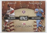 Mike Scioscia, Tom Seaver /2499