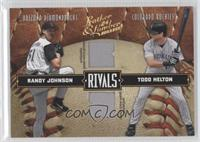 Randy Johnson, Todd Helton /250