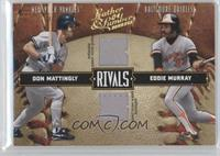 Don Mattingly, Eddie Murray /250
