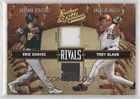 Eric Chavez, Troy Glaus /250