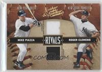 Mike Piazza, Roger Clemens /250