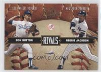 Don Sutton, Reggie Jackson /2499