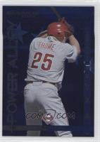 Jim Thome /1000