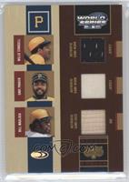 Willie Stargell, Dave Parker, Bill Madlock /100