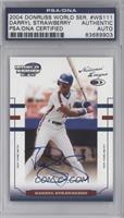 Darryl Strawberry [PSA/DNA Certified Auto]