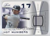 Todd Helton /25