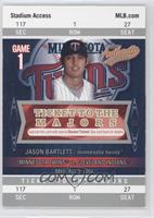 Jason Bartlett /999