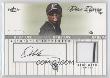 2004 Fleer Classic Clippings - [???] #JRA-DW - Dontrelle Willis /50