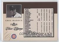 Greg Maddux /750