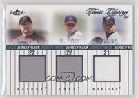 Mark Prior, Roger Clemens, Josh Beckett /225