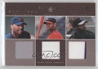Gary Sheffield, Albert Pujols, Preston Wilson /75