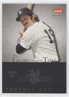 Thurman Munson /1977