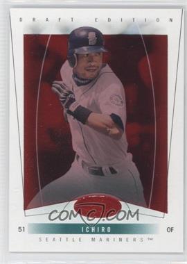 2004 Fleer Hot Prospects [???] #42 - Ichiro Suzuki /150