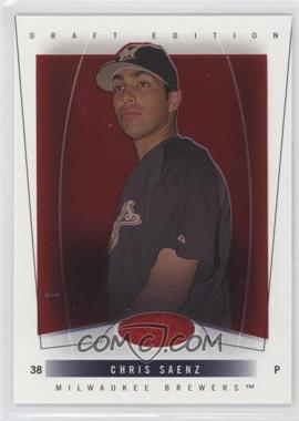 2004 Fleer Hot Prospects [???] #64 - Chris Saenz /150
