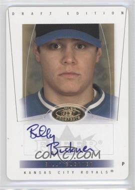 2004 Fleer Hot Prospects Draft Edition - [Base] - Die-Cut #111 - Billy Buckner