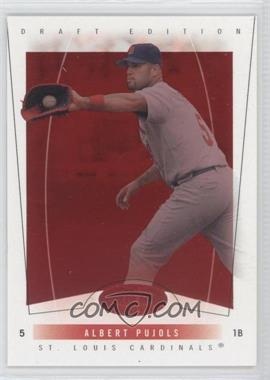 2004 Fleer Hot Prospects Draft Edition - [Base] - Red Hot #36 - Albert Pujols