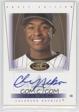 2004 Fleer Hot Prospects Draft Edition - [Base] #81 - Chris Nelson /299