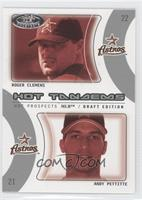 Roger Clemens, Andy Pettitte