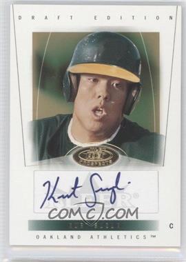2004 Fleer Hot Prospects Draft Edition #110 - Kurt Suzuki /299