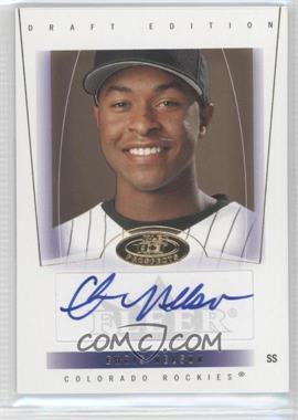 2004 Fleer Hot Prospects Draft Edition #81 - Chris Nelson /299