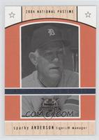 Sparky Anderson /500