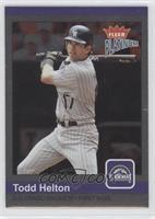 Todd Helton /100
