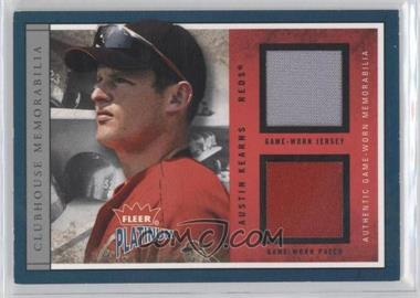 2004 Fleer Platinum [???] #CLUB-AK - Austin Kearns /50