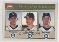 Aaron Looper, Brian Sweeney, Rett Johnson