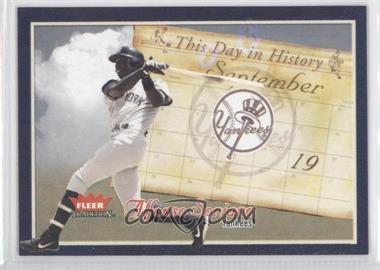 2004 Fleer Tradition [???] #12TDH - Alfonso Soriano