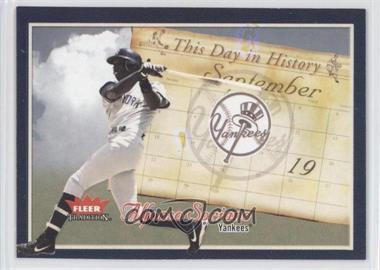2004 Fleer Tradition [???] #12TDH - Alfonso Soriano