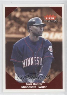 2004 Fleer Tradition [???] #3 - Torii Hunter