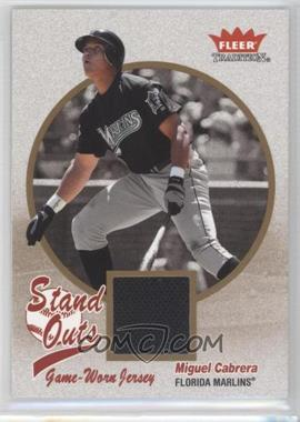 2004 Fleer Tradition [???] #SO-MC - Miguel Cabrera