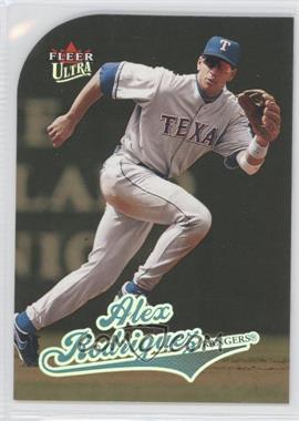 2004 Fleer Ultra - [Base] - Gold Medallion #55 - Alex Rodriguez