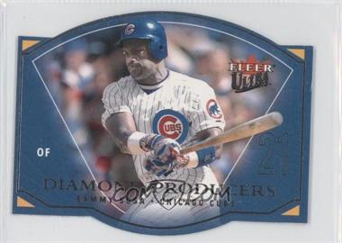 2004 Fleer Ultra Diamond Producers #6DP - Sammy Sosa