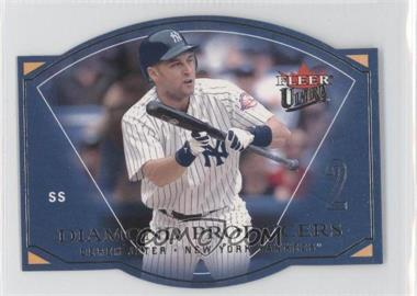 2004 Fleer Ultra Diamond Producers #8DP - Derek Jeter