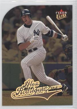 2004 Fleer Ultra Gold Medallion #225 - Alex Rodriguez