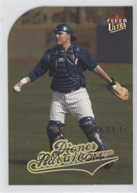 2004 Fleer Ultra Gold Medallion #393 - Dioner Navarro