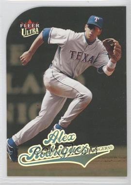 2004 Fleer Ultra Gold Medallion #55 - Alex Rodriguez
