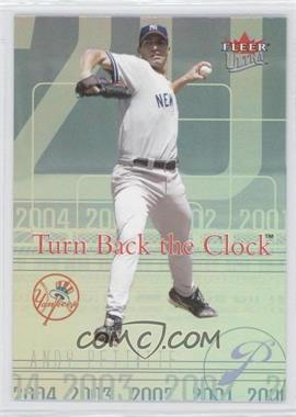 2004 Fleer Ultra Turn Back the Clock #13 TBC - Andy Pettitte