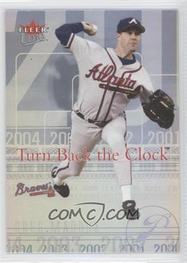 2004 Fleer Ultra Turn Back the Clock #17 TBC - Greg Maddux